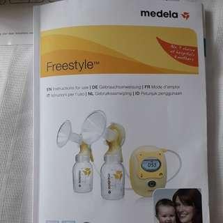 Medela Freestyle Double Breastpump