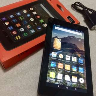 Amazon Fire 🔥 5th Generation Tablet (E-Book Reader) FREE SHIPPING FOR METRO MANILA!
