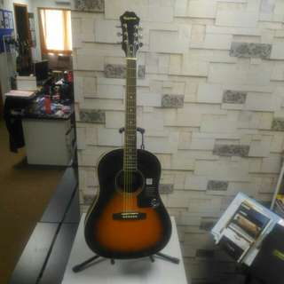 Epiphone acoustic guitar AJ-220S/VS
