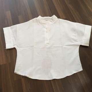 Preloved white shirt