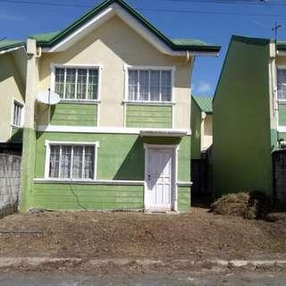 Assume balance (house and lot - tierra vista)