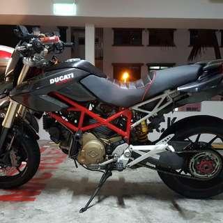 Ducati hypermotard 1100s 2027