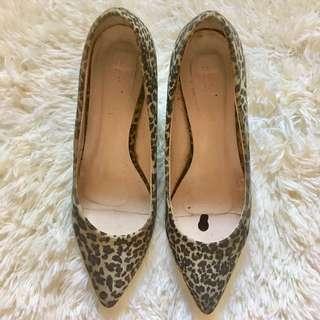 Leopard Ladies Shoes