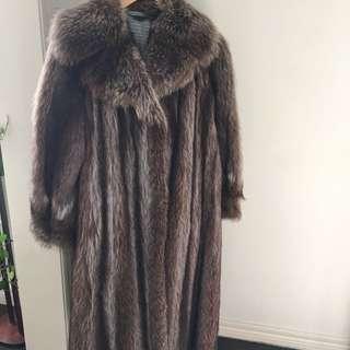 nice warm vintage jacket
