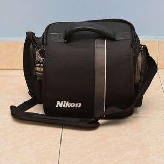 Nikon DSLR Bag below rm 40