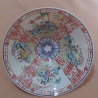 Bowl from qing dynasty