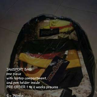Jansport Personilized Bag (One Piece)