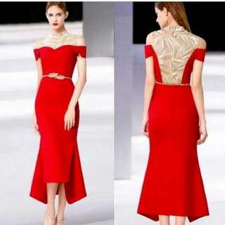 Moschino Runaway premium gown