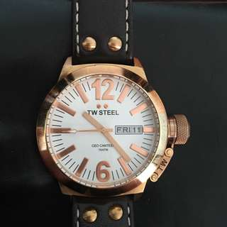 TW Steel CEO Canteen Rosegold