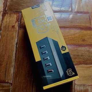 <BNIB> Remax 5 USB Charger