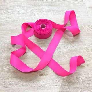 <BN> Grosgrain Ribbon in Hot Pink