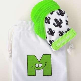 BNIB Munch Mitt Catus Teether Glove (11th Feb arrival)