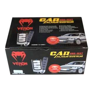 Venom Car Alarm system one way 14-0001