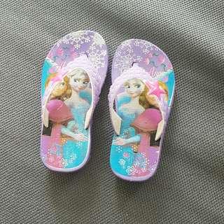 Frozen sandal's size 24