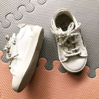 Zara baby plimsolls/ shoes