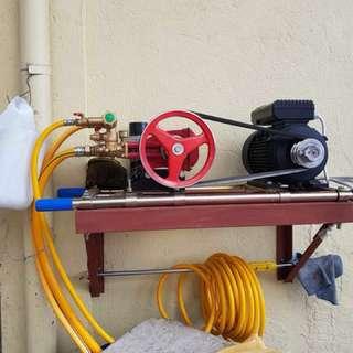 Kawasaki Pressure Washer