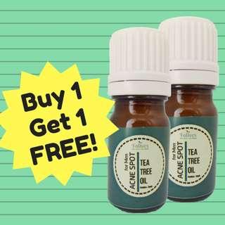 [BUY 1 GET 1 FREE] Folives Acne Spot For Men/Natural Acne Treatment For Men #awaltahun