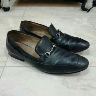 Zaraman Black tag loafer original not gucci hermes bally prada