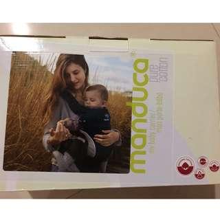 Manduca Pure Cotton Newborn Baby Carrier