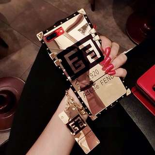 CASE FENDI BRANDED LUXURY COLLECTION OPPO / IPHONE