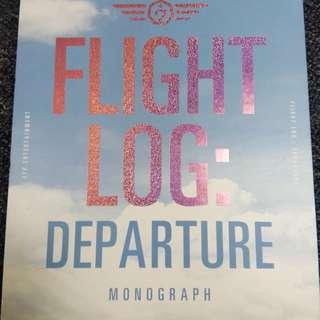 GOT7 Flight Log:Departure Monograph