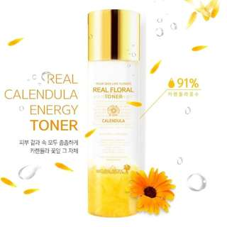 [share in bottle 30ml] Natural Pacific Real Calendula Toner