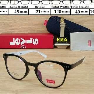 Kacamata levis unisex