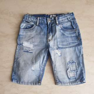 Armani ripped jeans (fixed price blm ongkir)