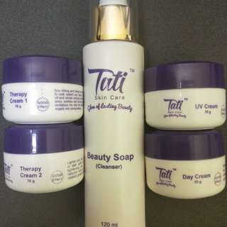 *🔥Demand* Tati Skincare Big Set