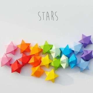 Paper Star folding service