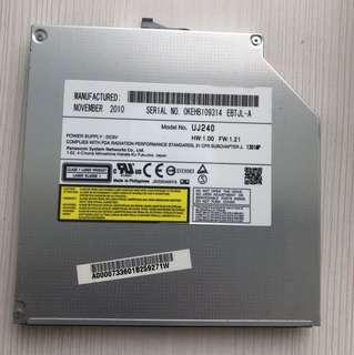 Laptop 6x blu ray burner drive