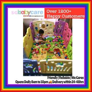 FREE DELIVERY Baby Play Yard