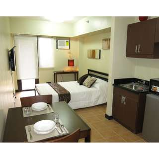 Studio Condo The Redwoods RFO 5% Move-In Quezon City