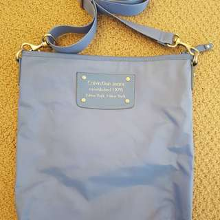 Calvin Klein Cornflower Blue bag