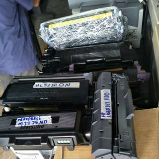 Used printer cartridge  for sale @ $ 10 Each.