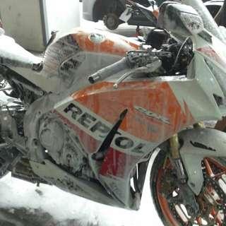 7 Angelz Bike Wash & Spa