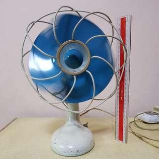 Vintage Fan of Mitsubishi