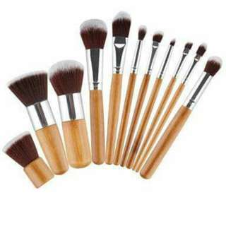 Bambo Makeup Brush Set