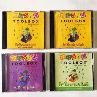 Music toolbox