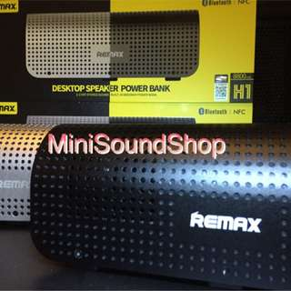REMAX Bluetooth Desktop Speaker$588