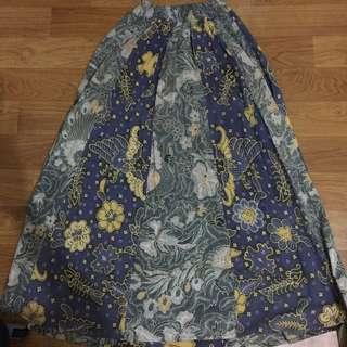 Rok Batik Maxi