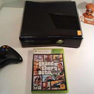 Xbox 360 WITH GTA V