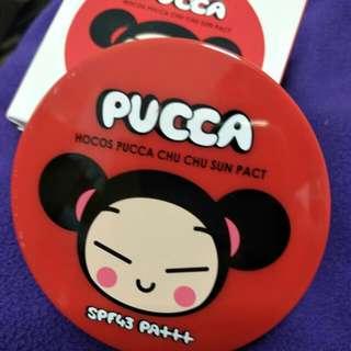 PUCCA ☀ Pact SPF43 PA+++