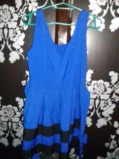 Super sale blue dress