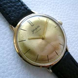 1960s Glashutte Manual Winding Watch