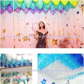 Party Balloon Theme