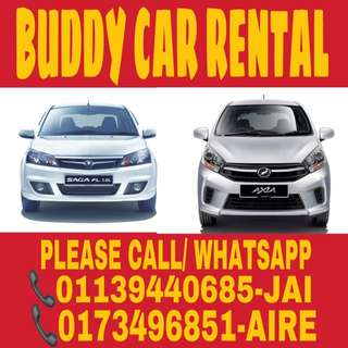BUDDY CAR RENTAL