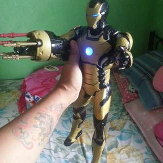 Ironman gold
