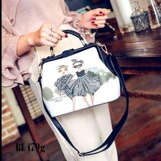 Fashion doctor bag