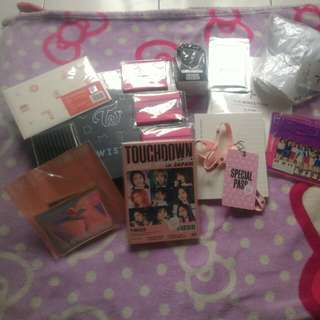 TWICE BTS WANNA ONE BIGBANG JESSICA STUFF